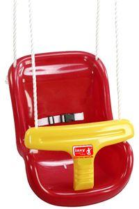 IZZY SPORT, Kippsichere Babyschaukel, rot; 73205