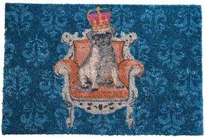 Kare Kokos Fußmatte Royal Mops