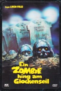 Ein Zombie hing am Glockenseil [Metalpak , 3D Holocover B]