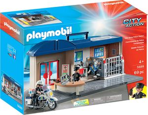 Playmobil 5689 TAL Police Station