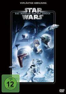 Star Wars #5: Imperium schlägt zur.(DVD) Min: 127DD5.1WS  Krieg der Sterne - Fox  - (DVD Video / Science Fiction)