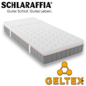 Schlaraffia GELTEX Quantum Touch 260 Gelschaum Matratze, Härtegrad:H3, Größe:90x200 cm