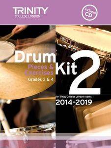 Drum Kit 2014-2019 Book 2 Grades 3 & 4