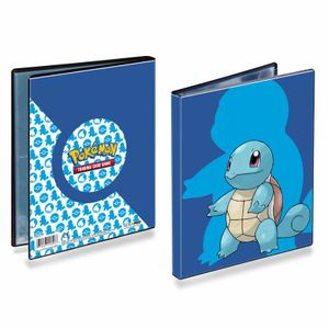 Pokémon Schiggy / Squirtle 2020 4-Pocket Portfolio