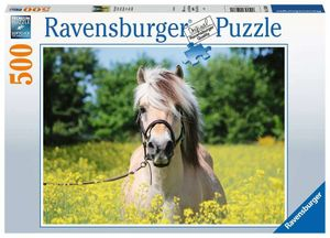 Pferd im Rapsfeld Ravensburger 15038