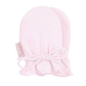 Sterntaler Babyhandschuhe Kratzfäustel rosa