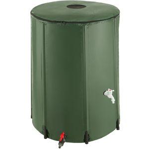 tectake Regenwassertank - 380 L