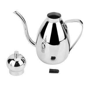Olivenöl Essig Topfspender Flasche Edelstahl Küchenwerkzeug 250ml Silber