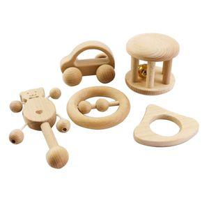 baby Puzzle Spielzeug Intellektuelle Entwicklung von Kid Montessori Toys Baby Rasseln