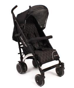 Chic 4 Baby Buggy LUCA ; Farbe: Black ; Max. Belastbarkeit: 15 kg ; Artikel-nr.: 306-40