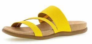 Gabor Shoes     gelb kombi, Größe:39, Farbe:gelb 83