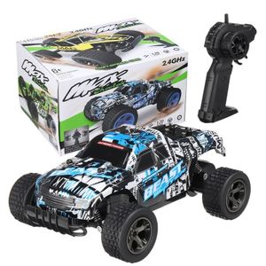 2,4 GHz Fernbedienung High Speed RC Auto Elektro Monster Truck Off Road  Fahrzeug