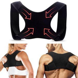 Melario Rückenstabilisator Haltungskorrektur Rückenhalter Geradehalter Rückenbandage
