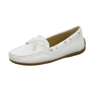 Alyssa Damen-Slipper Weiß , Farbe:weiß, EU Größe:41