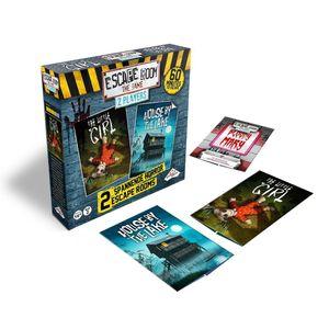 Identity Games Escape Room The Game: 2 Players Horror, Erwachsene, 16 Jahr(e)