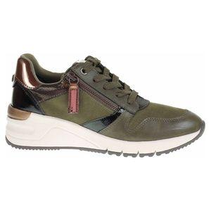 Tamaris Sneaker Low Grün Damen