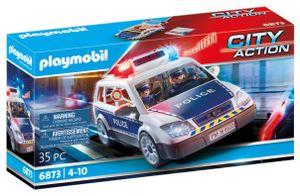 PLAYMOBIL City Action 6873 Polizei-Einsatzwagen