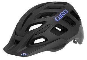 GIRO SNOW Giro Fahrradhelm Radix  matte black/electric purpl S