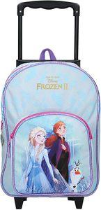 Eiskönigin Elsa Trolley Rucksack Tasche Kinderkoffer Kindertrolley Disney Frozen 2