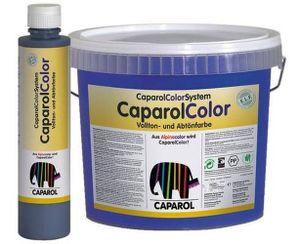 Caparol CaparolColor Vollton & Abtönfarbe innen/außen 5 L Farbwahl, Farbe:Mandarin