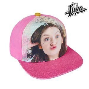 Soy Luna Pink Kappe (55 cm)