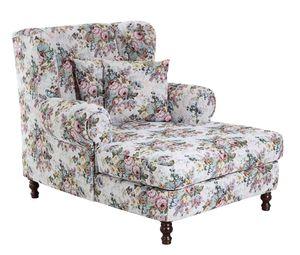 Max Winzer Mareille Big-Sessel inkl. 2x Zierkissen 55x55cm + 40x40cm - Farbe: rosé - Maße: 103 cm x 149 cm x 103 cm; 2902-754-2075106-F07