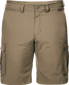 Jack Wolfskin Canyon Cargo Shorts Herren sand dune Größe EU 50