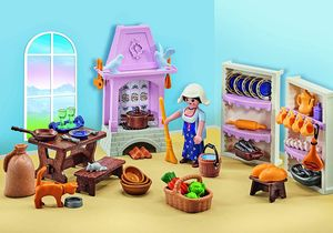 PLAYMOBIL 9875 - Schlossküche | Folienverpackung Princess Prinzessin