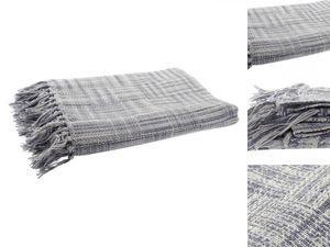 Decke Dekodonia Randbereich Baumwolle (130 x 170 cm)