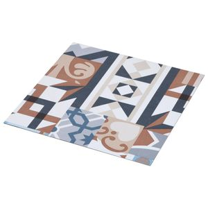 vidaXL PVC-Laminat-Dielen Selbstklebend 5,11 m² Mono-Muster