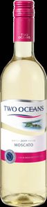 Two Oceans Moscato Sweet 2018 (1 x 0.75 l)