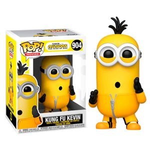 Funko Minions 2 Kung Fu Kevin Multicolor One Size