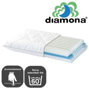 Diamona Nackenstützkissen Climatic® 40x80 cm
