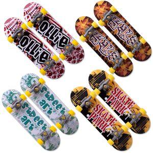 8 Stk. Fingerboard Set Fingerskateboard Skateboard Montage Zubehör Spielzeug