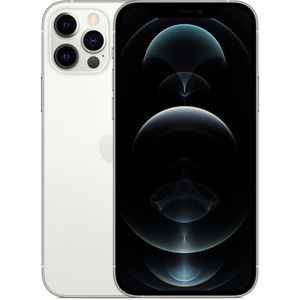 Apple iPhone 12 Pro Max 256GB Silber MGDD3ZD/A
