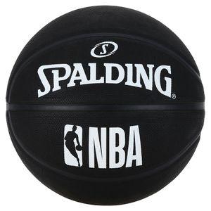 Spalding NBA Basketball schwarz 7