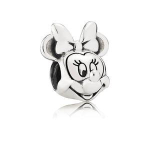 Pandora Disney 791587 Charm Minni Portrait