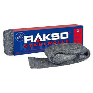 Rakso Stahlwolle Sorte 3, 200 gramm