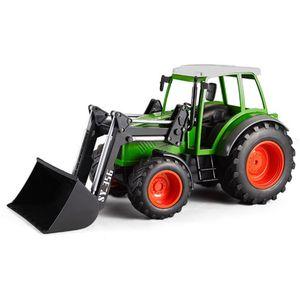 efaso Double E E356-003 RC Traktor mit Schaufel 2,4GHz 1:16 RC  Trecker mit Schaufel