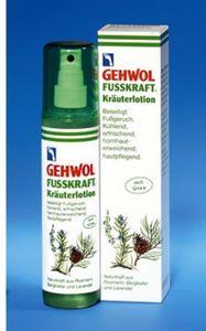GEHWOL FUSSKRAFT Kräuterlotion 150 ml