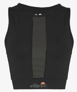 ELLESSE Stormy Crop Vest Black 12