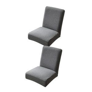 2pcs Barhocker Stuhlhussen Stuhlbezug Stuhlhusse Stuhlüberzug