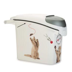 Curver Tierfutterbehälter Katze 15 L