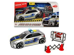 DICKIE Audi RS3 Police | 203713011