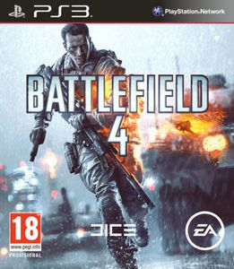 Electronic Arts Battlefield 4: Dayone Edition, PS3, PlayStation 3, Shooter, M (Reif)