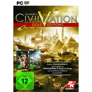 Sid Meier's Civilization V (Gold)
