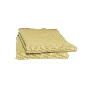 Roros Tweed - Modell Una - Plaid Mini im Dessin 3852-M Oker
