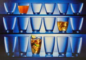 18-teiliges Gläserset Excellent in drei verschiedenen Größen