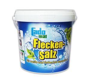 FLECKENSALZ 1,5kg Waschverstärker Fleckentferner Sauerstoffbleichmittel Waschmittel Reingung gegen Flecken 84