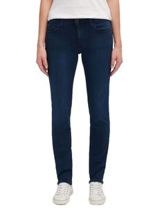 Mustang - SoftPerfect - Damen 5-Pocket Jeans, high rise, Rebecca (0533-5574), Größe:W31/L30, Farbe:Rinse washed(590)